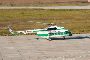 RF-43883 - Russia - Federal Customs Mil Mi-8PS