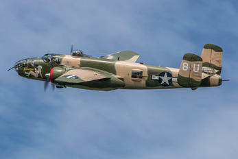 N25TR - Commemorative Air Force North American B-25C Mitchell