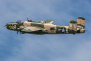 N25TR - Commemorative Air Force North American B-25C Mitchell  aircraft