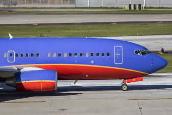 N947WN - Southwest Airlines Boeing 737-700