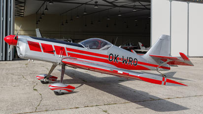 OK-WRQ - Private Zlín Aircraft Z-50 L, LX, M series
