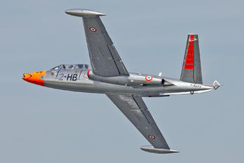 F-AZXV - Private Fouga CM-170 Magister