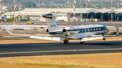 N211HS - Private Gulfstream Aerospace G650, G650ER