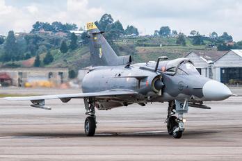 FAC3057 - Colombia - Air Force Israel IAI Kfir C10