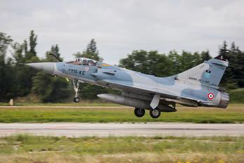 115-KE - France - Air Force Dassault Mirage 2000C