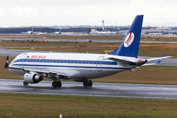 EW-34IPO - Belavia Embraer ERJ-175 (170-200)