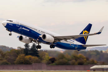 EI-DCL - Ryanair Boeing 737-8AS