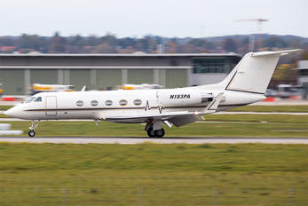 N183PA - Private Gulfstream Aerospace G-III