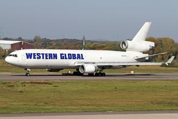 N545JN - Western Global Airlines McDonnell Douglas MD-11F