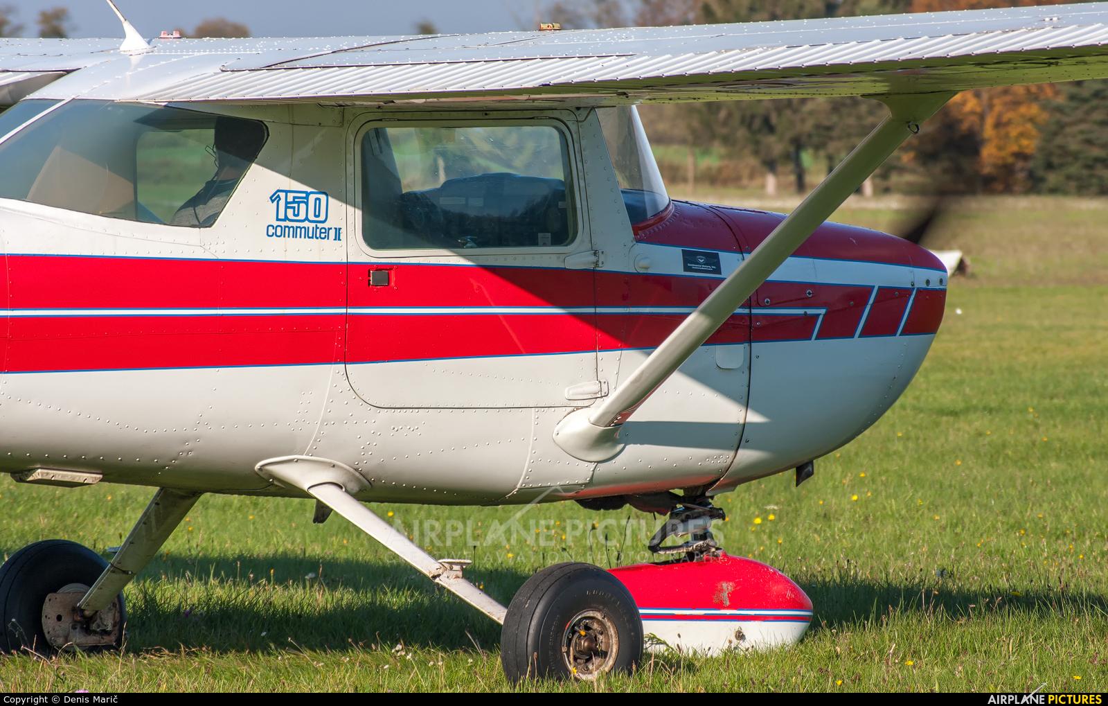 Aeroklub Murska Sobota S5-DDH aircraft at Murska Sobota