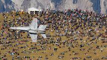 #2 Switzerland - Air Force McDonnell Douglas F/A-18C Hornet J-5014 taken by foka_4