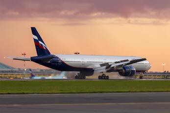 VQ-BUC - Aeroflot Boeing 777-300ER