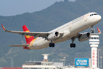 B-8189 - Capital Airlines Beijing Airbus A321
