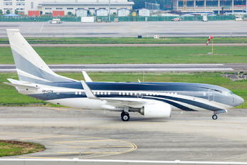 VP-CZW - Unknown Boeing 737-700 BBJ