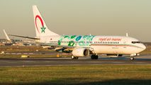 CN-RGG - Royal Air Maroc Boeing 737-800 aircraft
