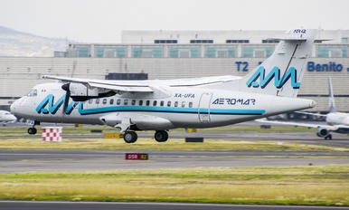 XA-UFA - Aeromar ATR 42 (all models)