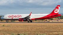 HB-JOU - Air Berlin - Belair Airbus A321 aircraft
