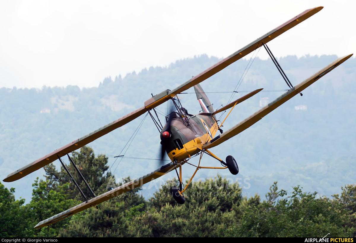Private I-BANG aircraft at Alzate Brianza
