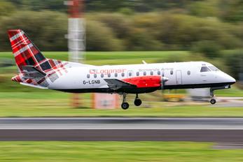 G-LGNB - Loganair SAAB 340