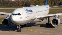 D-AIKA - Lufthansa Airbus A330-300 aircraft