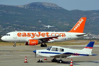 G-EZIR - easyJet Airbus A319