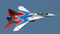 "07 - Russia - Air Force ""Strizhi"" Mikoyan-Gurevich MiG-29 aircraft"