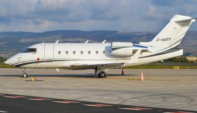 G-HOTY - Private Bombardier CL-600-2B16 Challenger 604