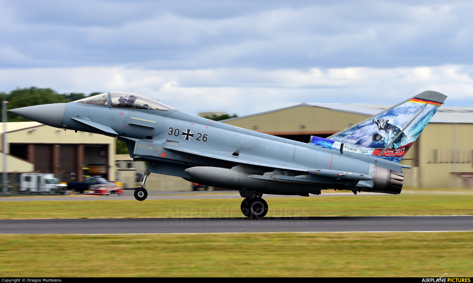 Germany - Air Force 30 26 aircraft at Fairford