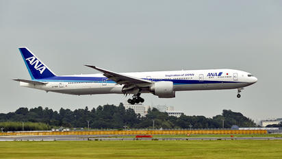 JA780A - ANA - All Nippon Airways Boeing 777-300ER