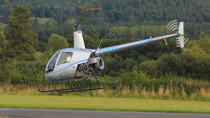 G-DOGI - Private Robinson R22