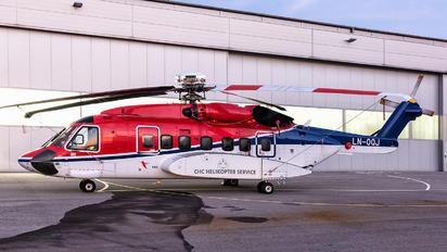 LN-OQJ - CHC Norway Sikorsky S-92