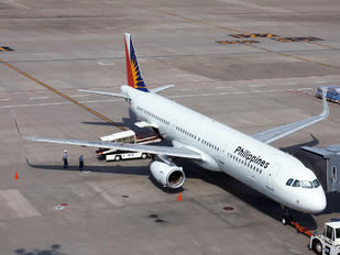 RP-C9911 - Philippines Airlines Airbus A321