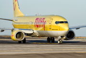 D-ATUL - TUIfly Boeing 737-800 aircraft