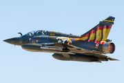 627 - France - Air Force Dassault Mirage 2000D aircraft