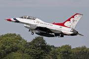 87-0319 - USA - Air Force : Thunderbirds General Dynamics F-16C Fighting Falcon aircraft