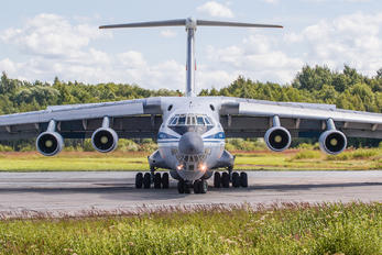 RA-76724 - Royal Air Force Transport Command Ilyushin Il-76 (all models)