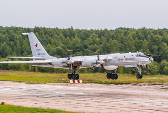 RF-34059 - Russia - Navy Tupolev Tu-142MK