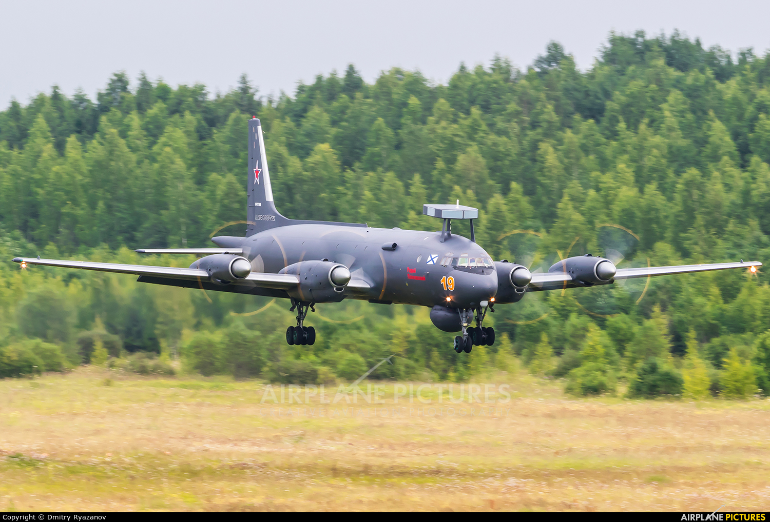 Russia - Navy RF-75355 aircraft at Undisclosed Location