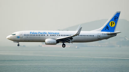 OM-FEX - Palau Pacific Airlines Boeing 737-800