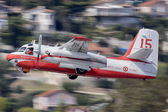 #2 France - Sécurité Civile Grumman S-2F3AT Turbo Tracker (G-121)  F-ZBET taken by Murmeldeier
