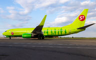 VP-BQF - S7 Airlines Boeing 737-800 aircraft