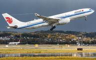 B-6115 - Air China Airbus A330-200 aircraft