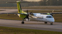 YL-BBU - Air Baltic de Havilland Canada DHC-8-400Q / Bombardier Q400 aircraft