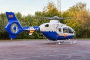 EC-JUE - Babcock Support services Eurocopter EC135 (all models) aircraft