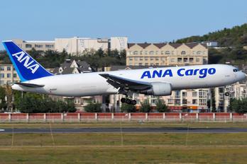 JA601F - ANA Cargo Boeing 767-300F