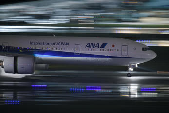 JA790A - ANA - All Nippon Airways Boeing 777-300ER