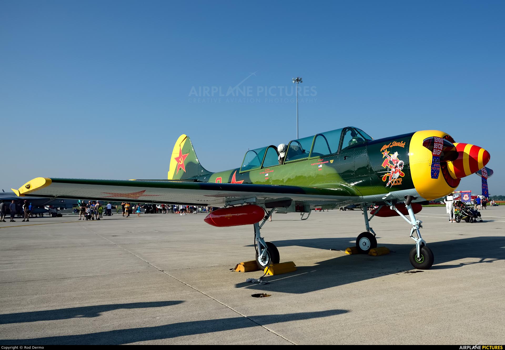 Private N152JB aircraft at Selfridge ANGB