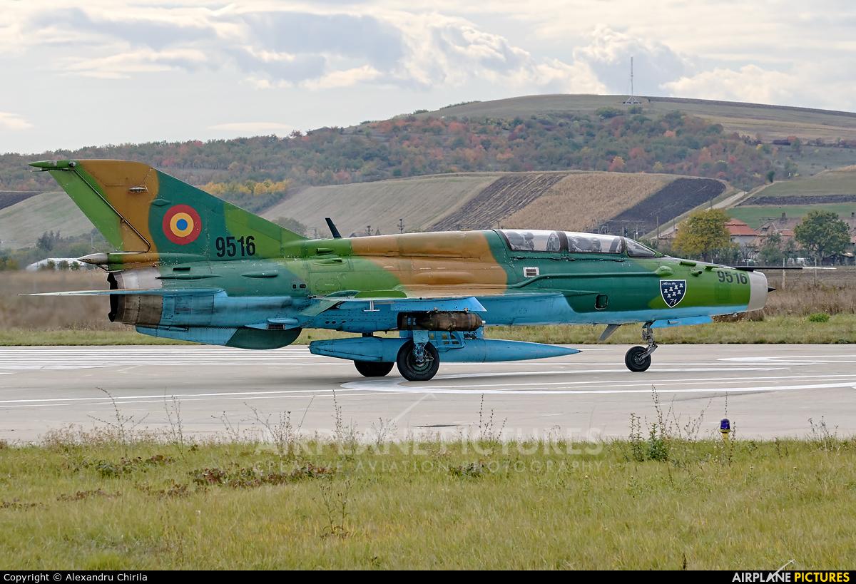 Romania - Air Force 9516 aircraft at Câmpia Turzii