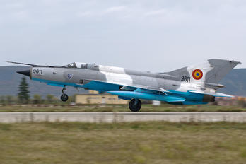 9611 - Romania - Air Force Mikoyan-Gurevich MiG-21 LanceR C