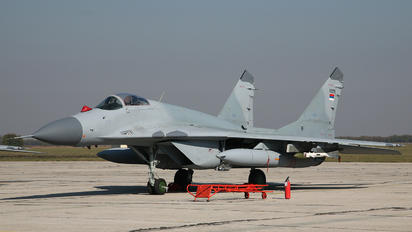 18203 - Serbia - Air Force Mikoyan-Gurevich MiG-29S